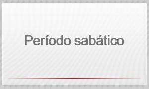 """Convocatoria para participar en el programa académico """"Período Sabático 2019"""""""