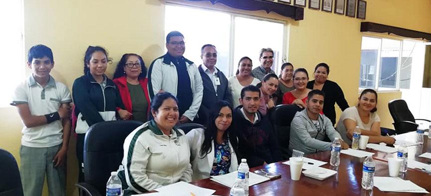 Estudiantes del Cobaez integran comité para prevenir embarazos en adolescentes