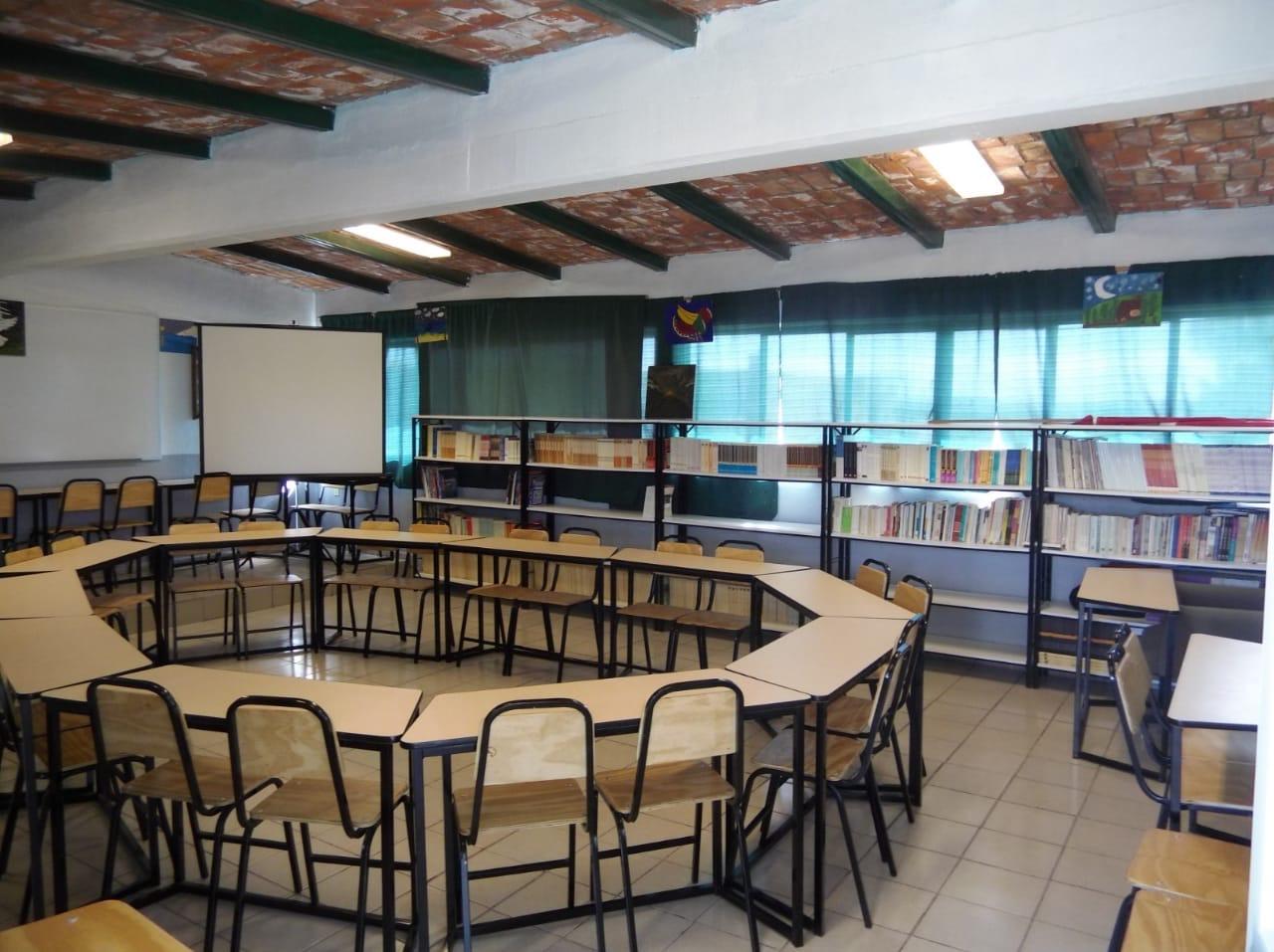 COBAEZ fortalece instalaciones del Plantel Ignacio Zaragoza